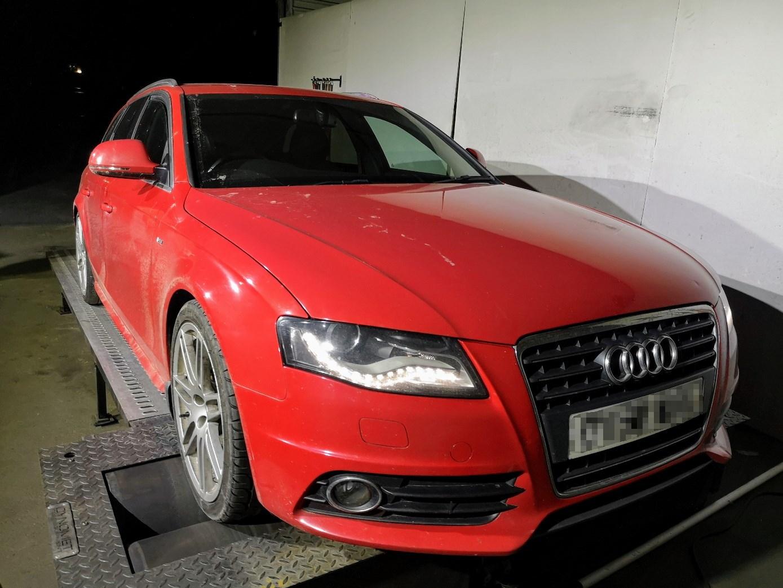 Audi A4 2.0TDI 143KM >> 184KM 412Nm