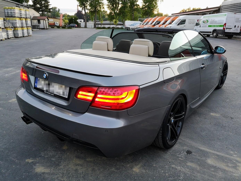 BMW E93 325D 197KM >> 266KM 594Nm
