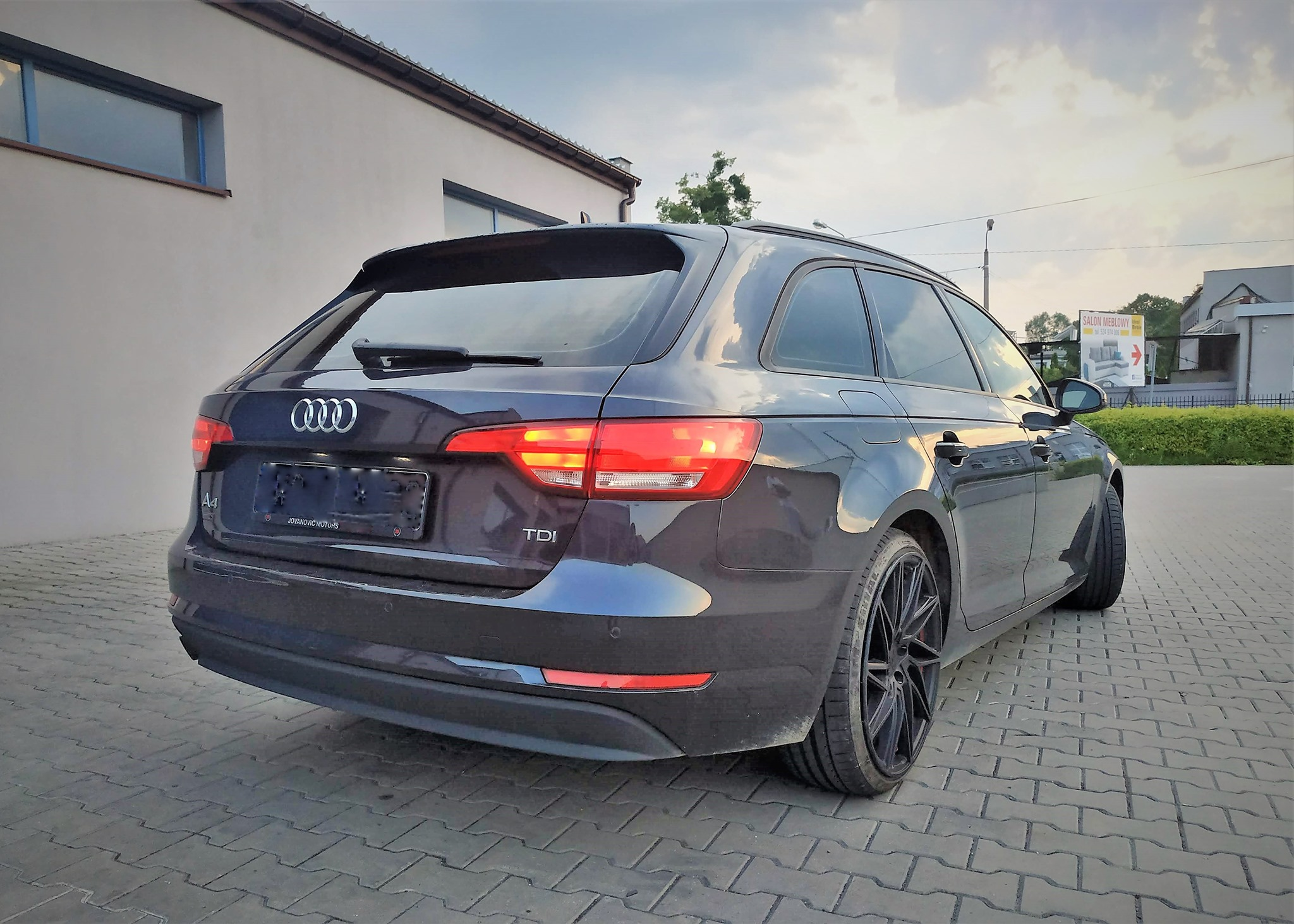 Audi A4 B9 2.0TDI 150KM >> 181KM 417Nm
