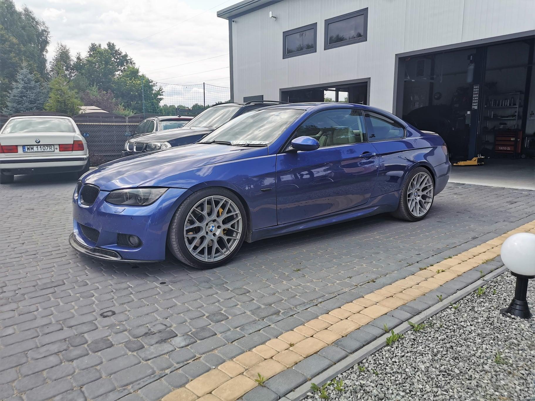 BMW E92 335D 286KM >> 370KM 730Nm
