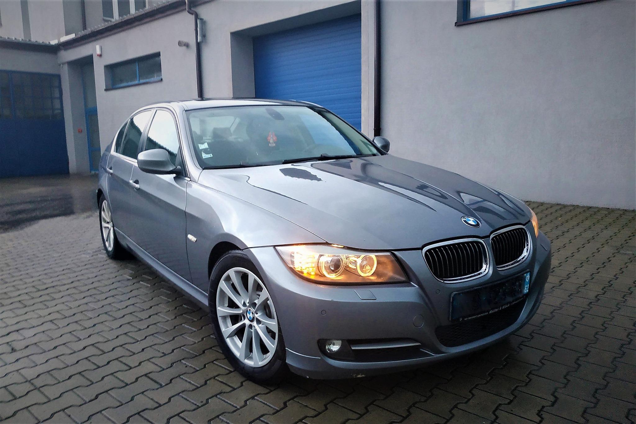 BMW E90 335D 286KM >> 370KM 751Nm