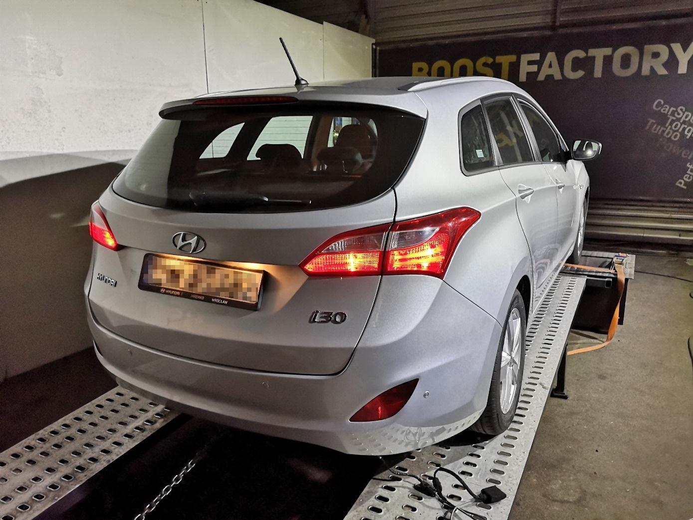 Hyundai I30 1.6CRDI 110KM >> 138KM 368Nm