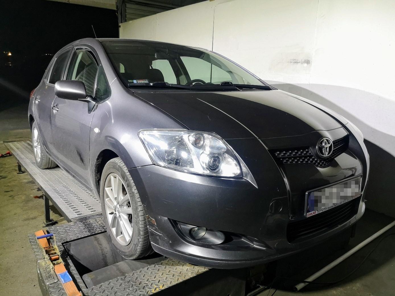 Toyota Auris 1.4D4D 90KM >> 113KM 258Nm