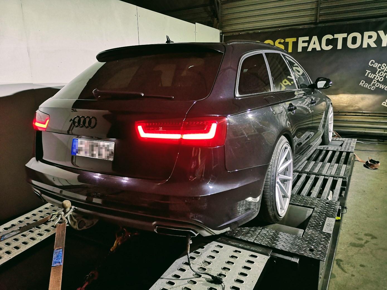 Audi A6 C7 3.0TDI 204KM >> 265KM 640Nm