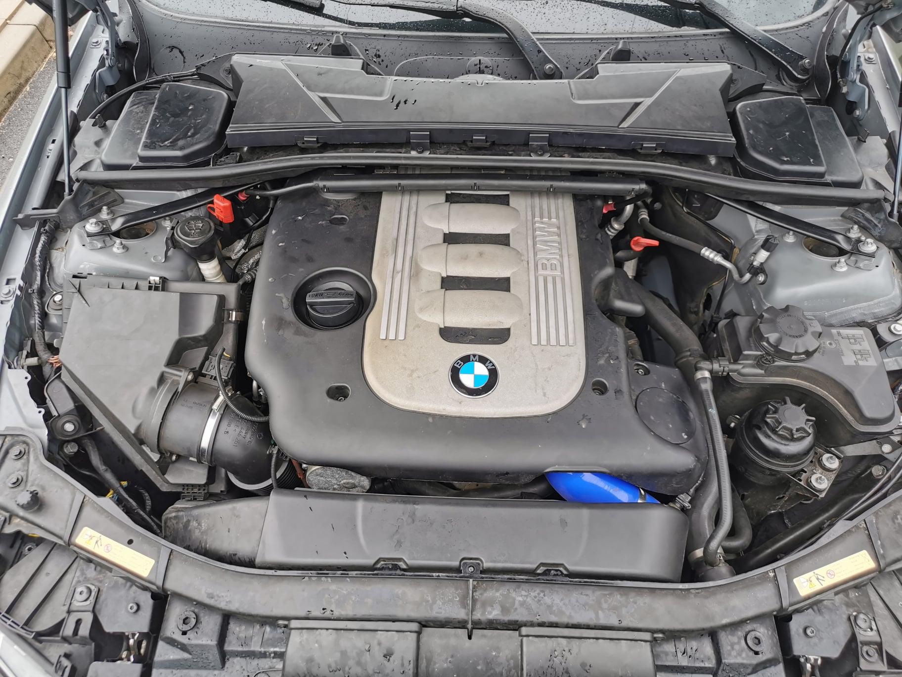 komora silnika na gotowo
