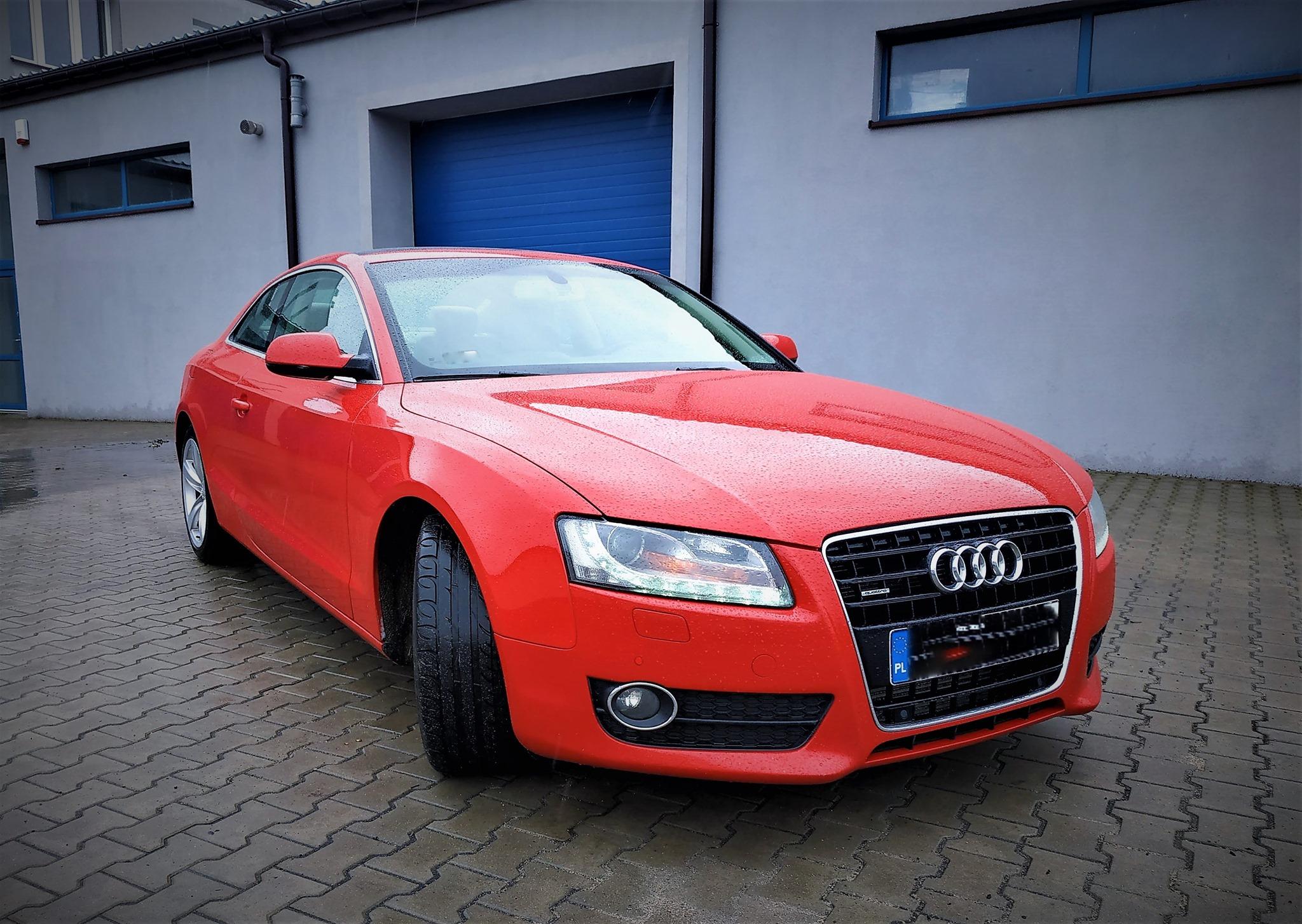 Audi A5 3.0TDI 240KM >> 304KM 626Nm