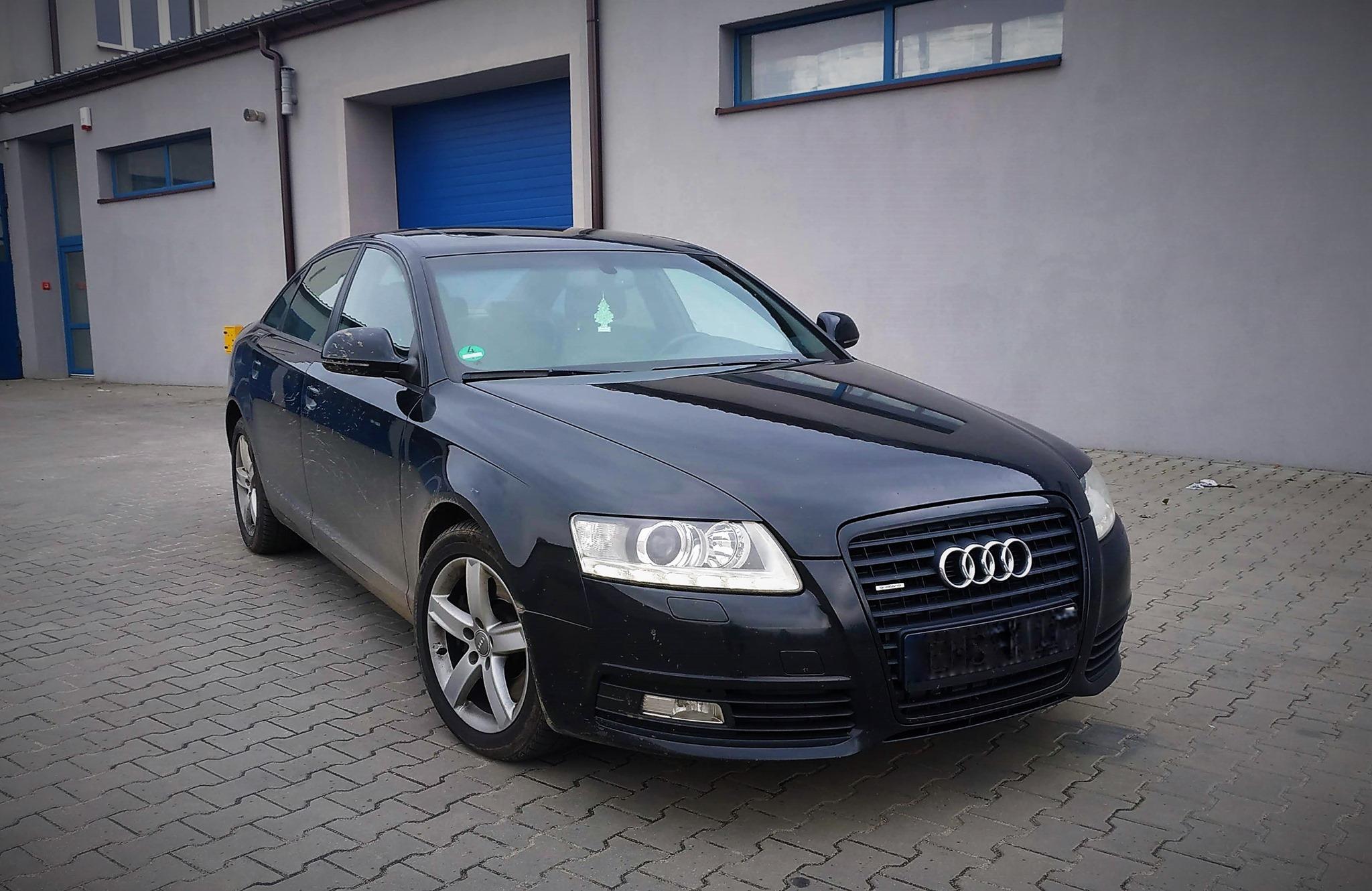 Audi A6 C6 3.0TDI 240KM >> 302KM 613Nm