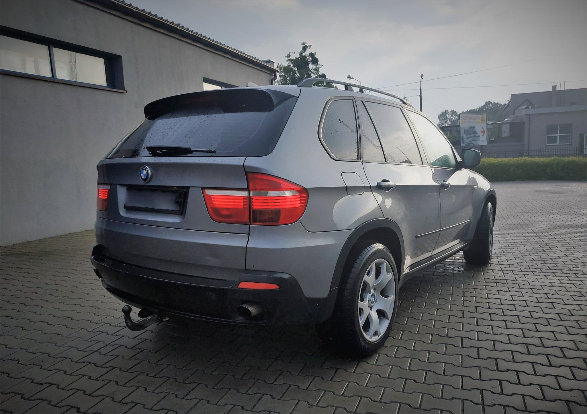 BMW X5 E70 3.0D 235KM >> 304KM 663Nm