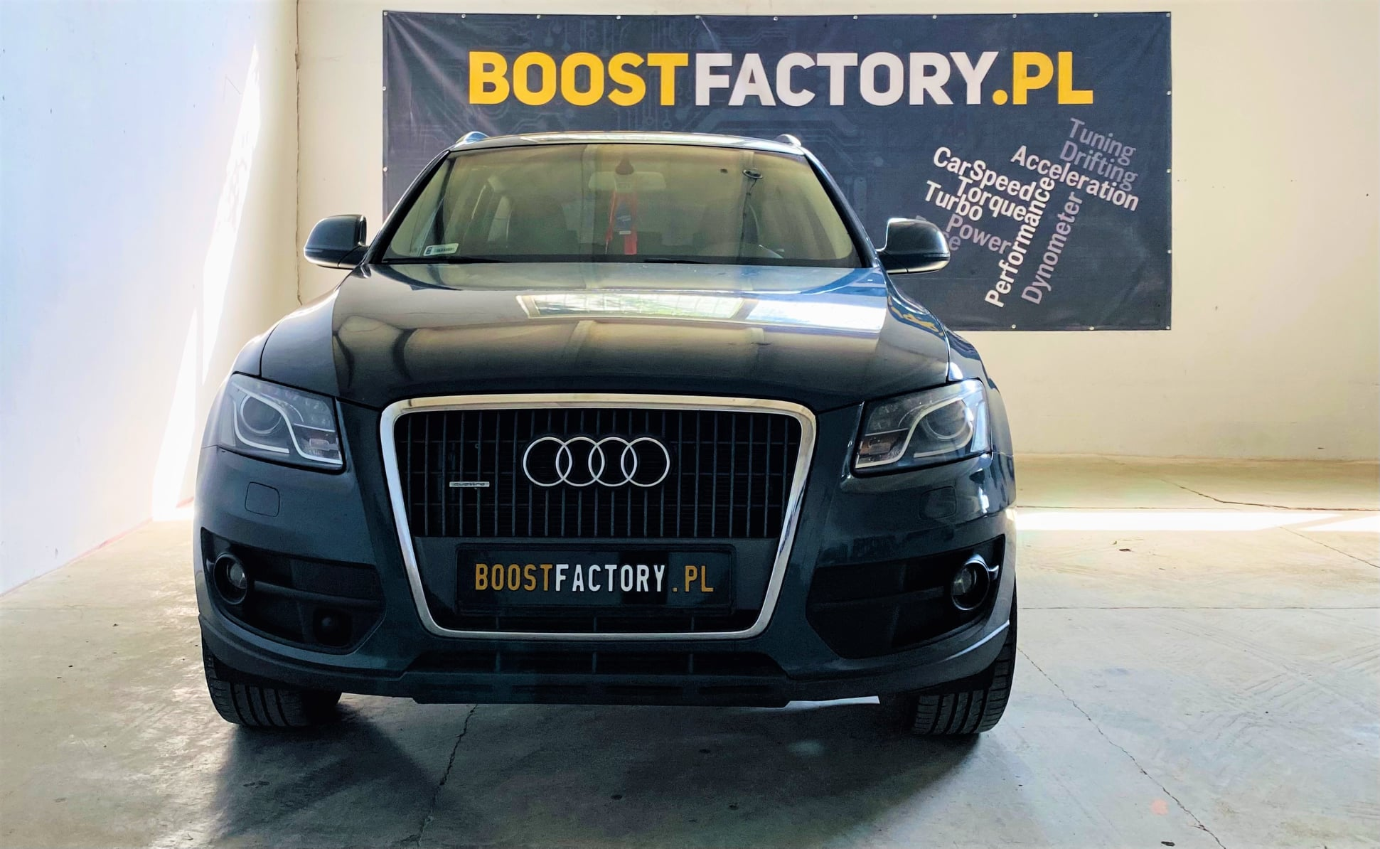 Audi Q5 2.0TDI 170KM >> 205KM 444Nm