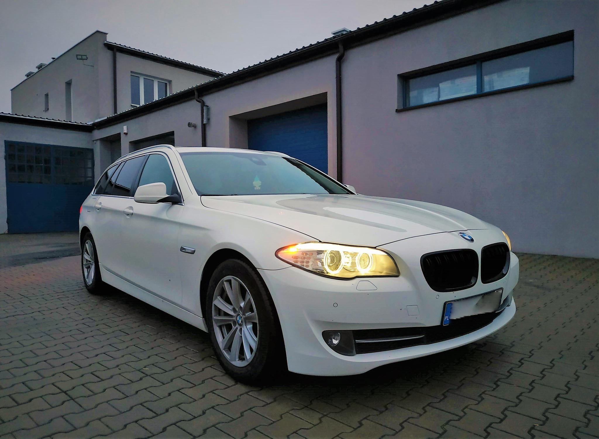 BMW F11 520D 184KM >> 224KM 464Nm