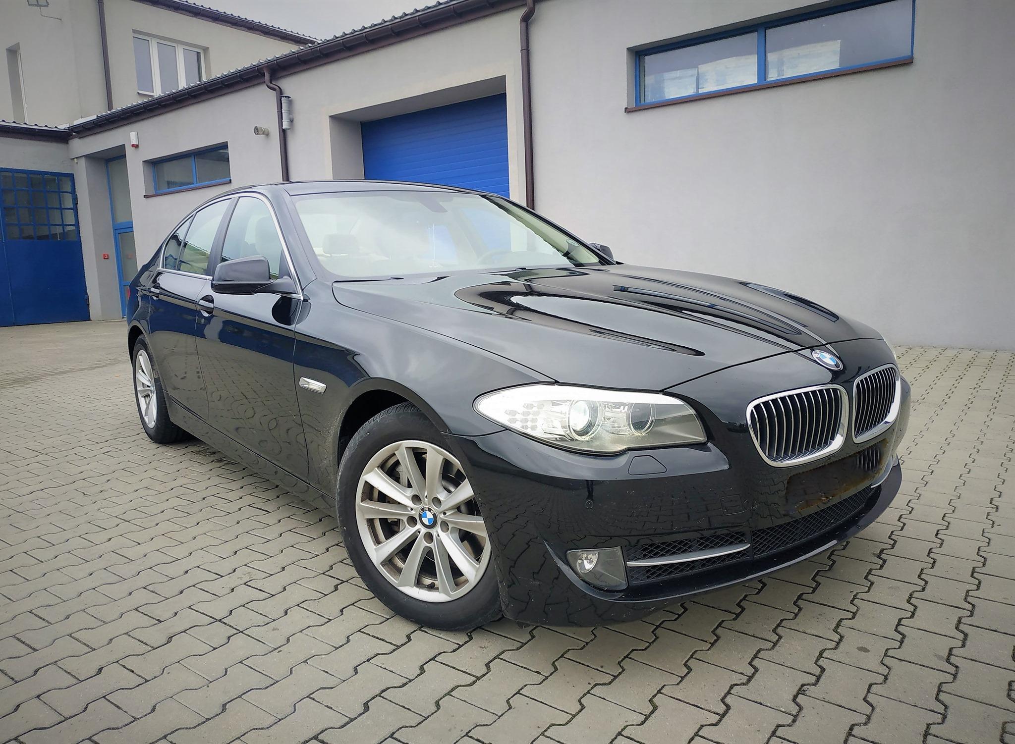 BMW F10 528i 245KM >> 275KM 431Nm