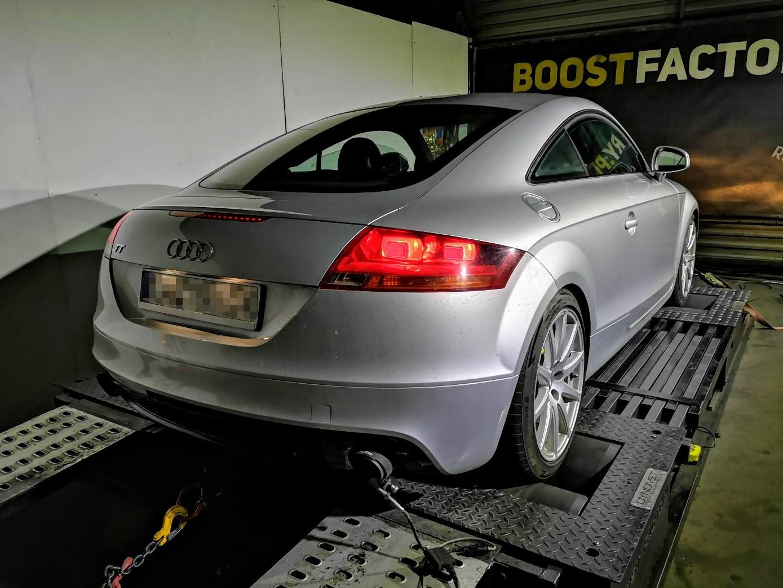 Audi TT 2.0TFSI 211KM >> 265KM 408Nm