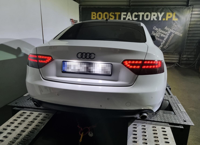 Audi A5 3.0TDI 240KM >> 317KM 711Nm