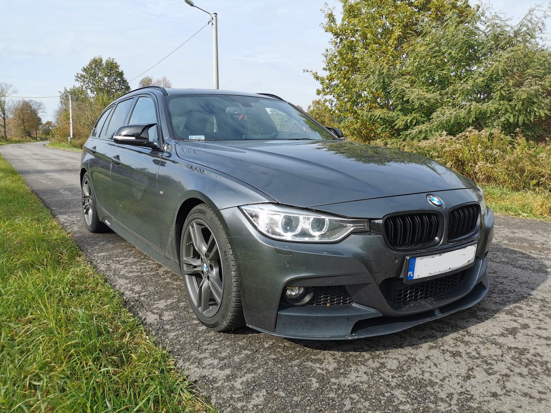 BMW F31 330D 258KM >> 331KM 682Nm