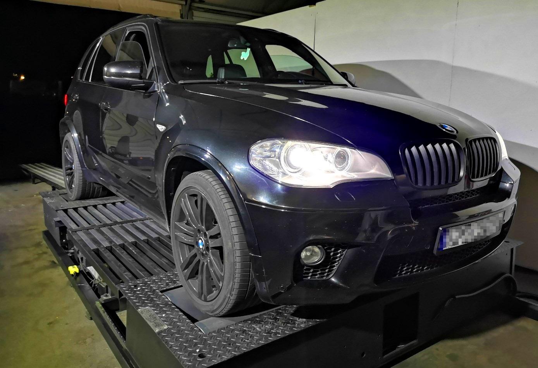 BMW X5 E70 xDrive40d 306KM >> 346KM 728Nm